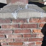 masonry-repair-topeka-66614-leaking-chimney-crown-pour-chimney-cap-reline