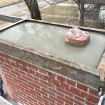 brick-repair-flashing-real-estate-inspection-mortar-chimney-inspection-crown-pour